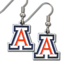 Siskiyou Buckle CDE54 Arizona Wildcats Dangle Earrings