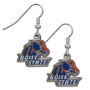 Siskiyou Buckle CDE73 Boise St. Broncos Dangle Earrings