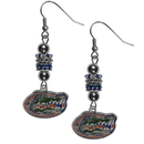 Siskiyou Buckle Florida Gators Euro Bead Earrings, CEBE4