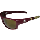 Siskiyou Buckle Florida St. Seminoles Edge Wrap Sunglasses, CESG7-GD1