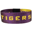 Siskiyou Buckle CEWB43 LSU Tigers Stretch Bracelets