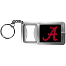 Siskiyou Buckle CFBK13 Alabama Crimson Tide Flashlight Key Chain with Bottle Opener