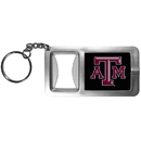 Siskiyou Buckle CFBK26 Texas A & M Aggies Flashlight Key Chain with Bottle Opener