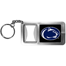 Siskiyou Buckle CFBK27 Penn St. Nittany Lions Flashlight Key Chain with Bottle Opener