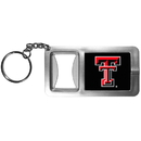 Siskiyou Buckle CFBK30 Texas Tech Raiders Flashlight Key Chain with Bottle Opener