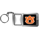 Siskiyou Buckle CFBK42 Auburn Tigers Flashlight Key Chain with Bottle Opener