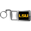 Siskiyou Buckle LSU Tigers Flashlight Key Chain with Bottle Opener, CFBK43