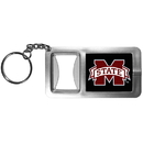 Siskiyou Buckle CFBK45 Mississippi St. Bulldogs Flashlight Key Chain with Bottle Opener