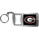 Siskiyou Buckle CFBK5 Georgia Bulldogs Flashlight Key Chain with Bottle Opener