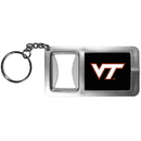 Siskiyou Buckle CFBK61 Virginia Tech Hokies Flashlight Key Chain with Bottle Opener