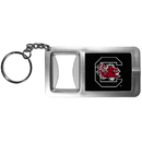 Siskiyou Buckle CFBK63 S. Carolina Gamecocks Flashlight Key Chain with Bottle Opener