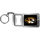 Siskiyou Buckle CFBK67 Missouri Tigers Flashlight Key Chain with Bottle Opener