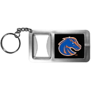 Siskiyou Buckle CFBK73 Boise St. Broncos Flashlight Key Chain with Bottle Opener