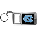 Siskiyou Buckle CFBK9 N. Carolina Tar Heels Flashlight Key Chain with Bottle Opener