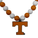 Siskiyou Buckle Tennessee Volunteers Fan Bead Necklace, CFBN25