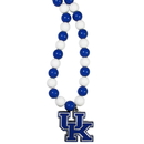 Siskiyou Buckle Kentucky Wildcats Fan Bead Necklace, CFBN35