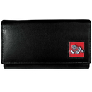 Siskiyou Buckle CFW100 Fresno St. Bulldogs Leather Women's Wallet