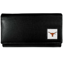 Siskiyou Buckle CFW22 Texas Longhorns Leather Women's Wallet