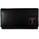 Siskiyou Buckle CFW30 Texas Tech Raiders Leather Women's Wallet