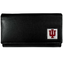Siskiyou Buckle CFW39 Indiana Hoosiers Leather Women's Wallet