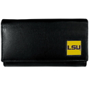 Siskiyou Buckle CFW43 LSU Tigers Leather Women's Wallet
