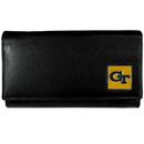 Siskiyou Buckle CFW44 Georgia Tech Yellow Jackets Leather Women's Wallet