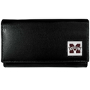 Siskiyou Buckle CFW45 Mississippi St. Bulldogs Leather Women's Wallet