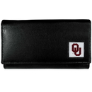 Siskiyou Buckle CFW48 Oklahoma Sooners Leather Women's Wallet