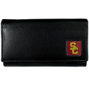 Siskiyou Buckle CFW53 USC Trojans Leather Women's Wallet