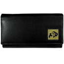 Siskiyou Buckle CFW57 Colorado Buffaloes Leather Women's Wallet