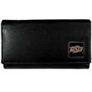 Siskiyou Buckle CFW58 Oklahoma State Cowboys Leather Women's Wallet