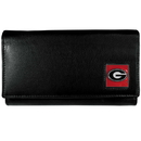 Siskiyou Buckle CFW5 Georgia Bulldogs Leather Women's Wallet