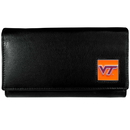 Siskiyou Buckle CFW61 Virginia Tech Hokies Leather Women's Wallet