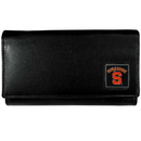 Siskiyou Buckle CFW62 Syracuse Orange Leather Women's Wallet
