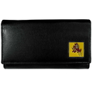 Siskiyou Buckle CFW68 Arizona St. Sun Devils Leather Women's Wallet