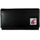 Siskiyou Buckle CFW71 Washington St. Cougars Leather Women's Wallet