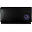 Siskiyou Buckle CFW73 Boise St. Broncos Leather Women's Wallet