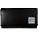 Siskiyou Buckle CFW9 N. Carolina Tar Heels Leather Women's Wallet