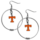Siskiyou Buckle CHE25 Tennessee Volunteers 2 Inch Hoop Earrings