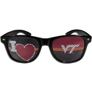Siskiyou Buckle CHGD61B Virginia Tech Hokies I Heart Game Day Shades