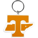 Siskiyou Buckle Tennessee Volunteers Home State Flexi Key Chain, CHPK25