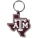 Siskiyou Buckle Texas A & M Aggies Home State Flexi Key Chain, CHPK26