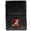 Siskiyou Buckle CJL13 Alabama Crimson Tide Leather Jacob's Ladder Wallet