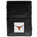 Siskiyou Buckle CJL22 Texas Longhorns Leather Jacob's Ladder Wallet