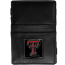 Siskiyou Buckle CJL30 Texas Tech Raiders Leather Jacob's Ladder Wallet
