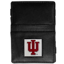 Siskiyou Buckle CJL39 Indiana Hoosiers Leather Jacob's Ladder Wallet