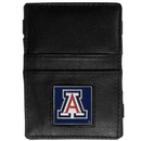 Siskiyou Buckle CJL54 Arizona Wildcats Leather Jacob's Ladder Wallet