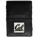 Siskiyou Buckle CJL56 Cal Berkeley Bears Leather Jacob's Ladder Wallet