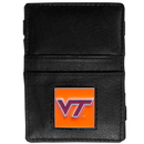 Siskiyou Buckle CJL61 Virginia Tech Hokies Leather Jacob's Ladder Wallet