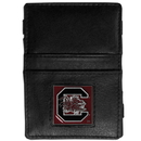 Siskiyou Buckle CJL63 S. Carolina Gamecocks Leather Jacob's Ladder Wallet